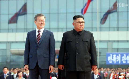 Врятувати угоду зі США: навіщо президент Південної Кореї вирушив на історичний саміт до Пхеньяна
