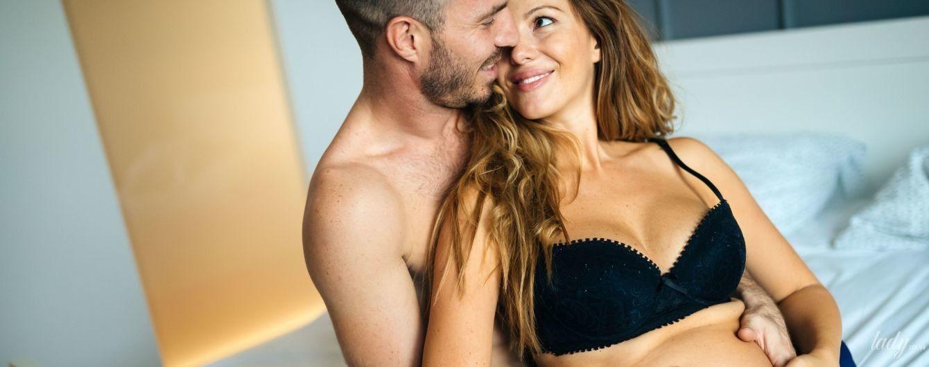 Совместимы ли секс и беременность