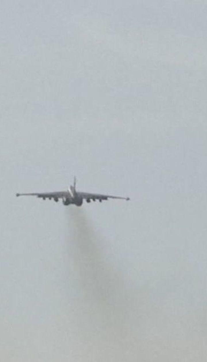 У Міноборони РФ підтвердили, що літак у Сирії помилково збили союзники Москви
