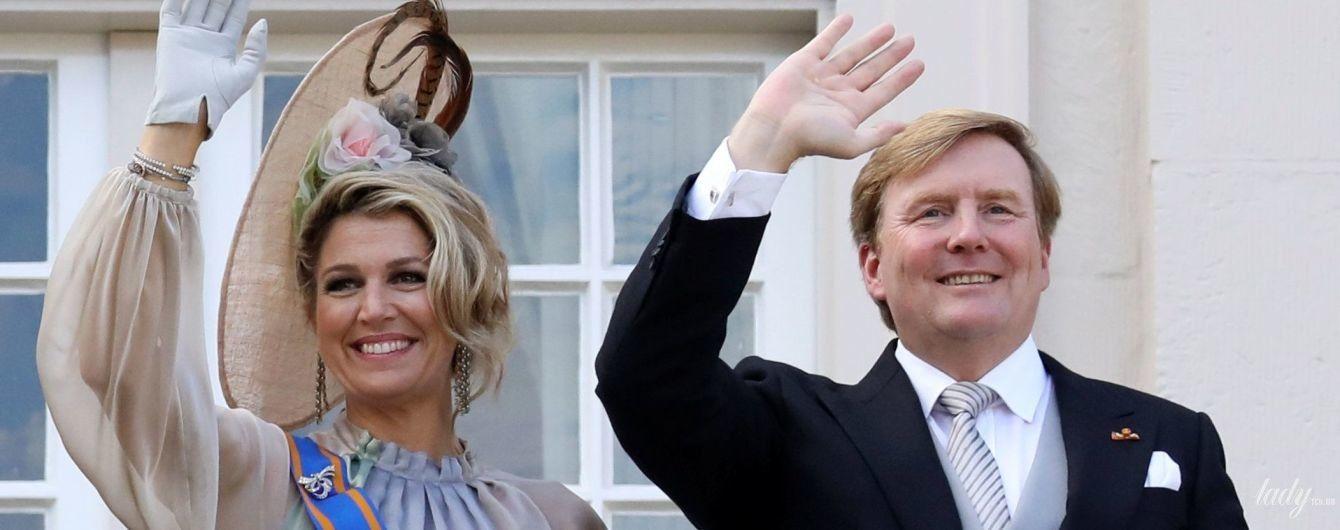 У красивому капелюшку і діамантах: королева Нідерландів Максима відкрила новий парламентський рік