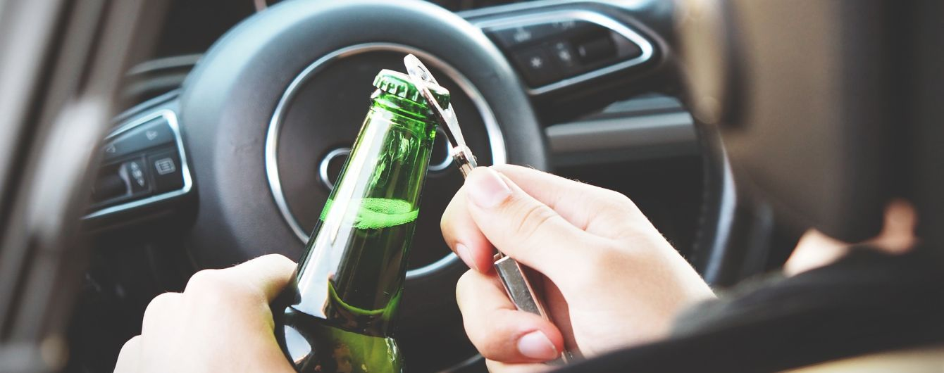 Майже антирекорд: в Україні затримали приголомшливу кількість п'яних водіїв