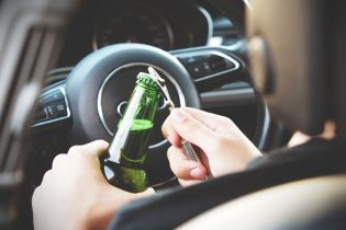 Почти антирекорд: в Украине задержали потрясающее количество пьяных водителей
