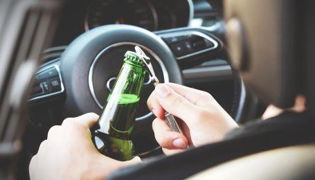 Арест и изъятие авто. В Раде предлагают радикально бороться с пьяными водителями