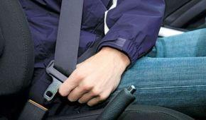 Рада поддержала увеличение штрафа за непристегнутый ремень безопасности
