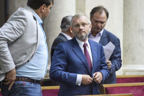 Військовий збирається судитись з кандидатом в президенти Олександром Вілкулом