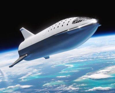 До Місяця і назад. Як і коли SpaceX відправить першого туриста у космос
