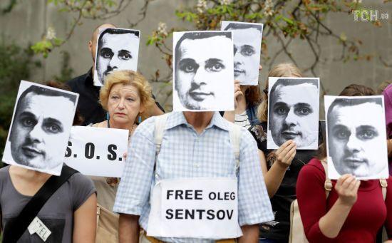 """""""Ніхто не розуміє, чого хоче Путін"""". Сестра Сенцова про безнадію та спроби світу визволити політв'язня"""