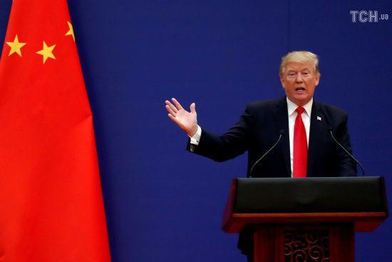 Торговельна війна: Китай закликав США змінити поведінку після взаємних митних зборів