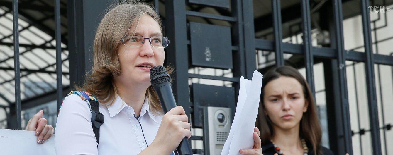 Сестра Сенцова обвинила в манипулировании СМИ, написавшие о критическом состоянии политзаключенного