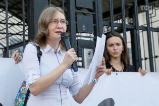 Сестра Сенцова звинуватила в маніпулюванні ЗМІ, які написали про критичний стан політв'язня