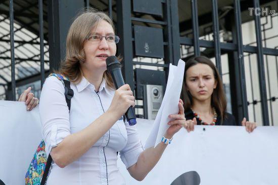 Сестра Сенцова розповіла про стан здоров'я Сенцова: проблеми з нирками та печінкою