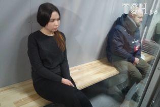 Зайцева та Дронов залишаться за ґратами: суд подовжив запобіжний захід учасникам кривавої ДТП