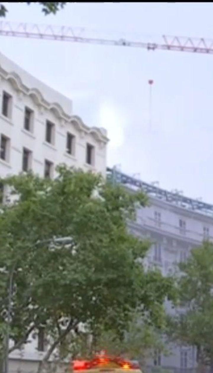 Во время реконструкции гостиницы Ritz в Мадриде погиб человек