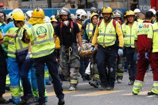 Трагедия в Мадриде: строительные леса элитного отеля Ritz обрушились вместе с рабочими