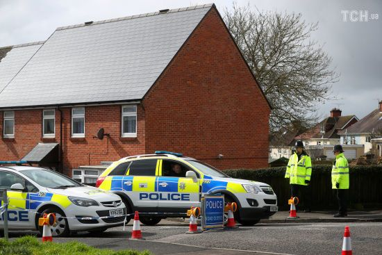 Британська поліція припускає, що нове отруєння в Солсбері могло бути інсценуванням