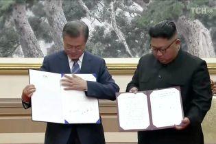 У Південній Кореї вважають необхідною присутність військ США на півострові після підписання договору з Пхеньяном