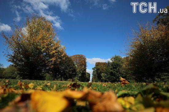 Середа буде теплою і без опадів. Прогноз погоди на 19 вересня
