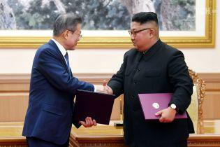 Кім Чен Ин погодився допустити іноземних спостерігачів на ядерні об'єкти КНДР: повний текст угоди лідерів обох Корей