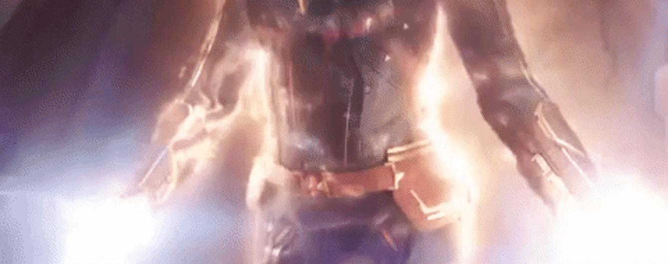 """Marvel опублікувала перший офіційний трейлер """"Капітана Марвел"""" з жінкою в головній ролі"""