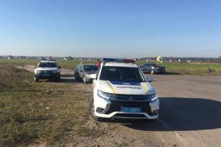 На Рівненщині активісти перекрили шосе міжнародного значення