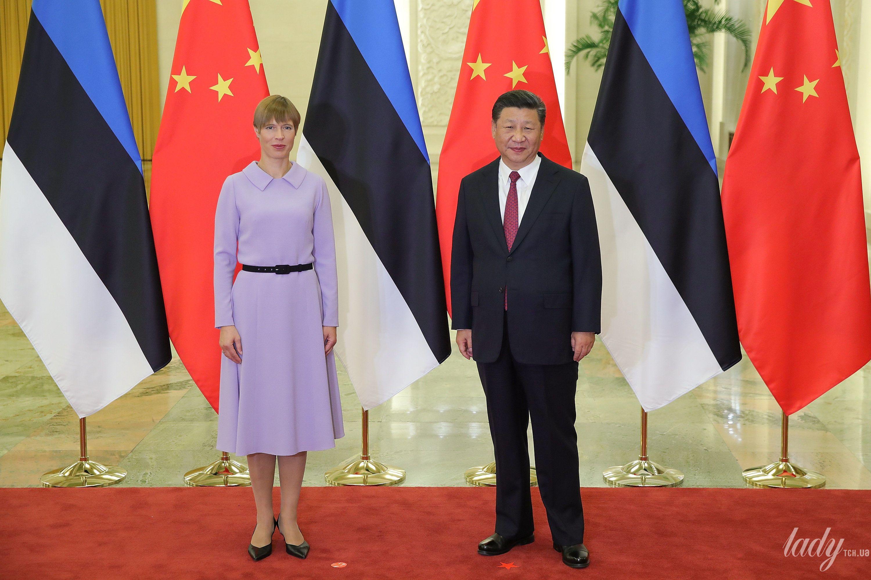 Президент Эстонии Керсти Кальюлайд_3