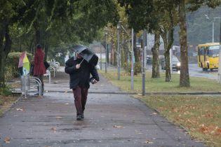 Украину затянут осенние дожди и сильно похолодает. Прогноз погоды на 20-24 сентября