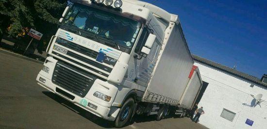 На Буковині прикордонники зупинили вантажівку з контрабандою на два мільйони