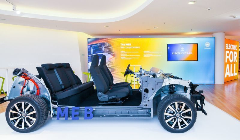 Платформа Volkswagen