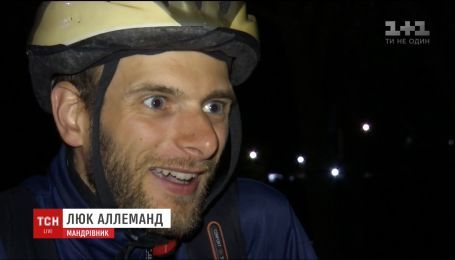 Швейцарец доехал на велосипеде до Харькова за три месяца