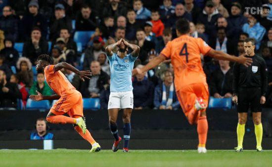 """""""Ліон"""" створив неймовірну сенсацію, перегравши на виїзді """"Манчестер Сіті"""""""
