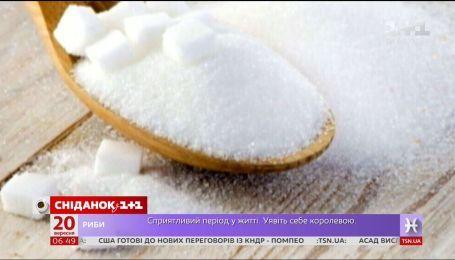 Відмова від цукру шкодить здоров'ю