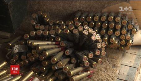 Один украинский воин получил ранения в бою на Донбассе
