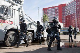 У Росії чоловік обстріляв екіпаж Росгвардії, є поранені