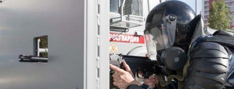 """У Росії створили пересувні броньовані """"стіни"""" з бійницями для розгону протестів"""