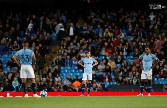 """""""Манчестер Сіті"""" встановив антирекорд англійських клубів у Лізі чемпіонів"""