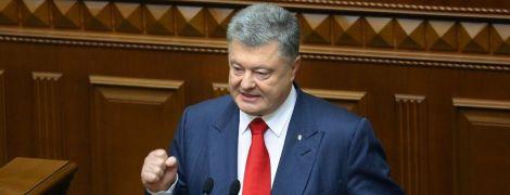 Политзаключенные, Донбасс, Азовское море: Порошенко рассказал о встрече с Туском