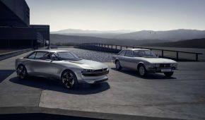 Peugeot создали концептуальный спорткар с чертами ретро-автомобиля