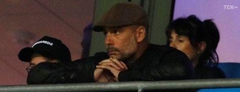"""П'ять відтінків Гвардіоли. Як тренер """"Манчестер Сіті"""" реагував на поразку у Лізі чемпіонів"""