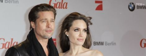 Анджеліна Джолі та Бред Пітт зустрілися потайки – ЗМІ