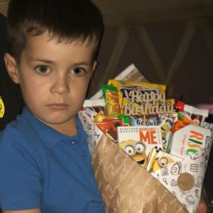 Жизнь 6-летнего Диму под угрозой из-за лейкоза