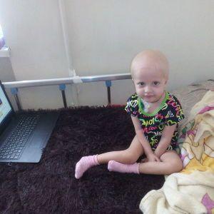 Помогите Эвелинке одолеть рак