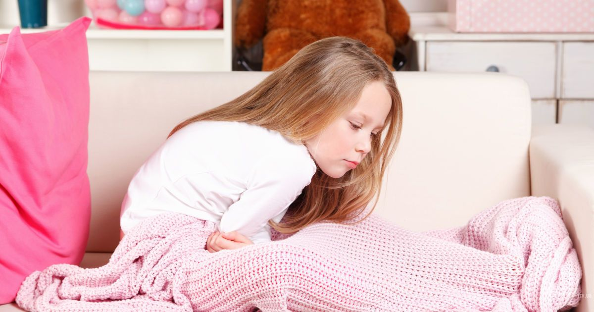 У ребенка болит левый бок и низ живота