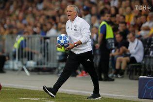 Моурінью розкритикував штучне поле в Швейцарії: як на ньому можна проводити матч Ліги чемпіонів