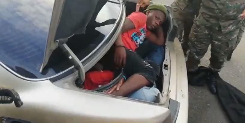 перевозка, водитель, пассажиры, Доминикана
