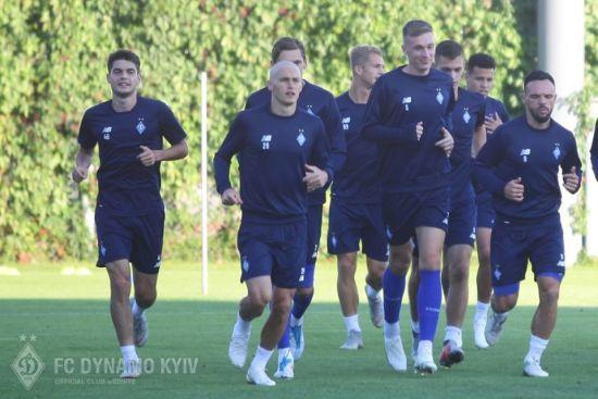 """Букмекери оцінили шанси """"Динамо"""" і """"Ворскли"""" на старті Ліги Європи"""