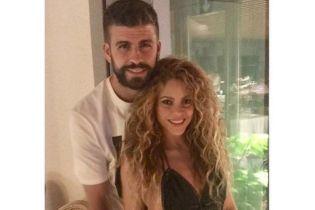 Счастливы вместе: Шакира в объятиях Жерара Пике предстала перед поклонниками