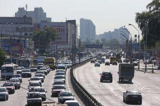 В столице для водителей изменили скоростной режим