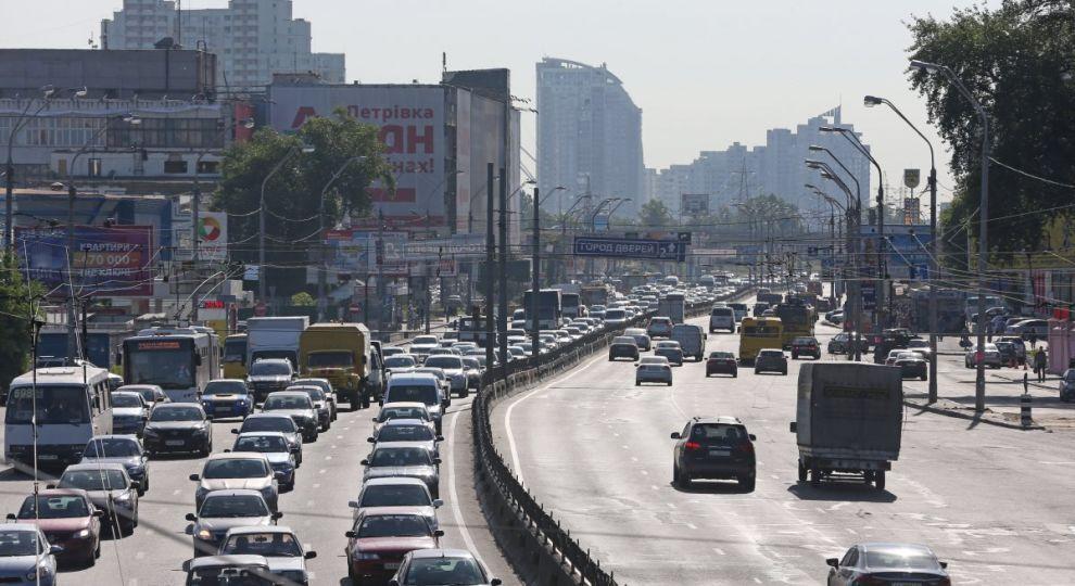 У Києві планують 15 місяців ремонтувати проспект Бандери
