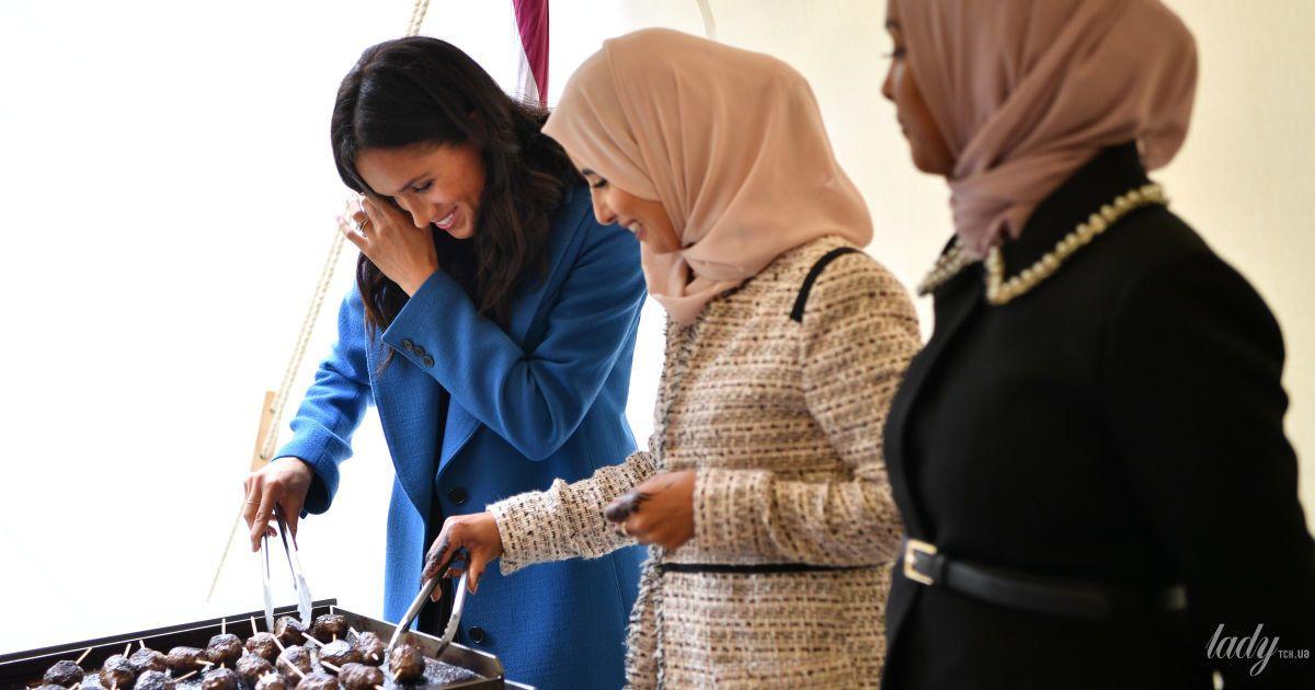 Герцогиня Сассекская Меган @ Reuters