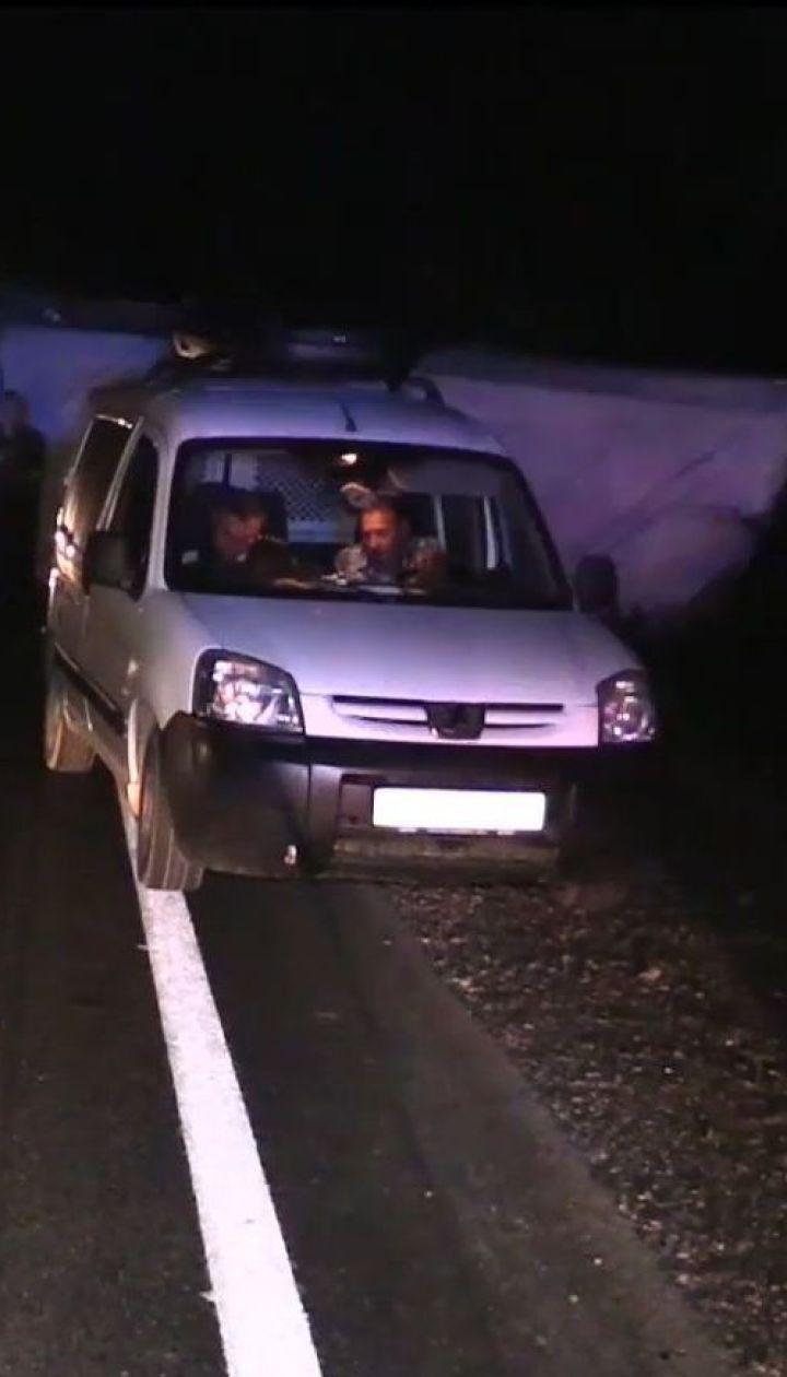Тройное ДТП на Винниччине. Один человек погиб, еще один получил тяжелые травмы